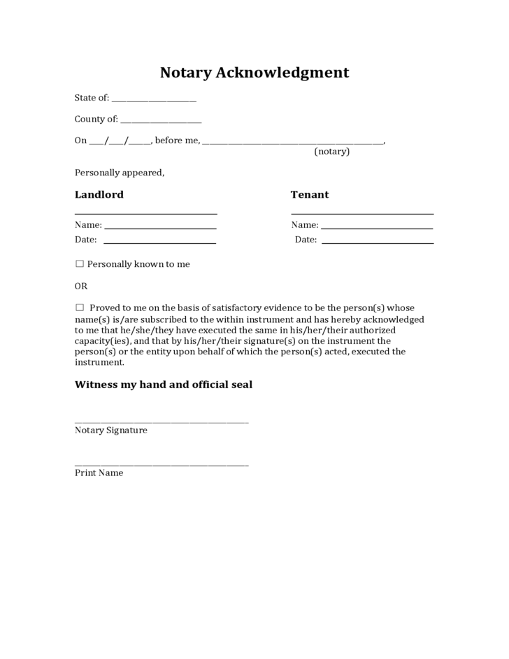 Illinois Commercial Lease Agreement Free Download