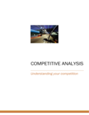 Competitive Analysis Free Download