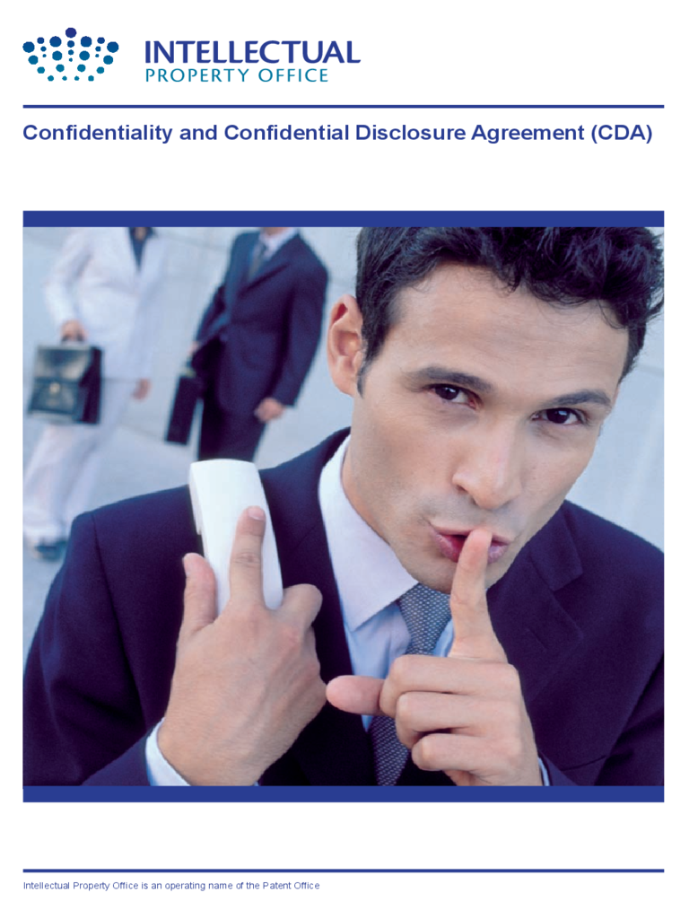 Confidentiality and Confidential Disclosure Agreement