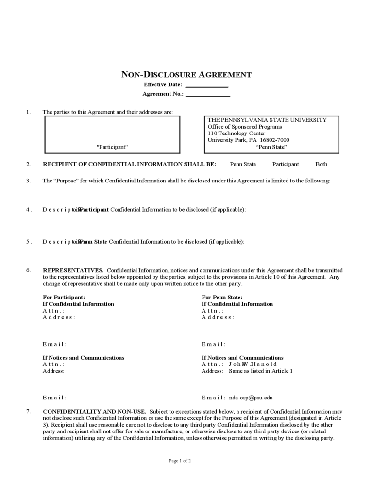 confidentiality agreement template 11 free templates in pdf word excel download. Black Bedroom Furniture Sets. Home Design Ideas