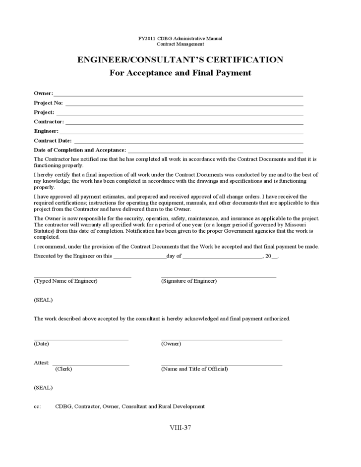 37 Bid Packet For Construction Contracts Sample Forms  Free Construction Contracts Templates