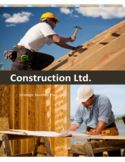 Strategic Business Plan Template for Construction Free Download