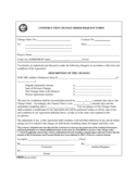 Construction Change Order Request Form Free Download