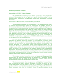 Site Management Plan Template - New York Free Download