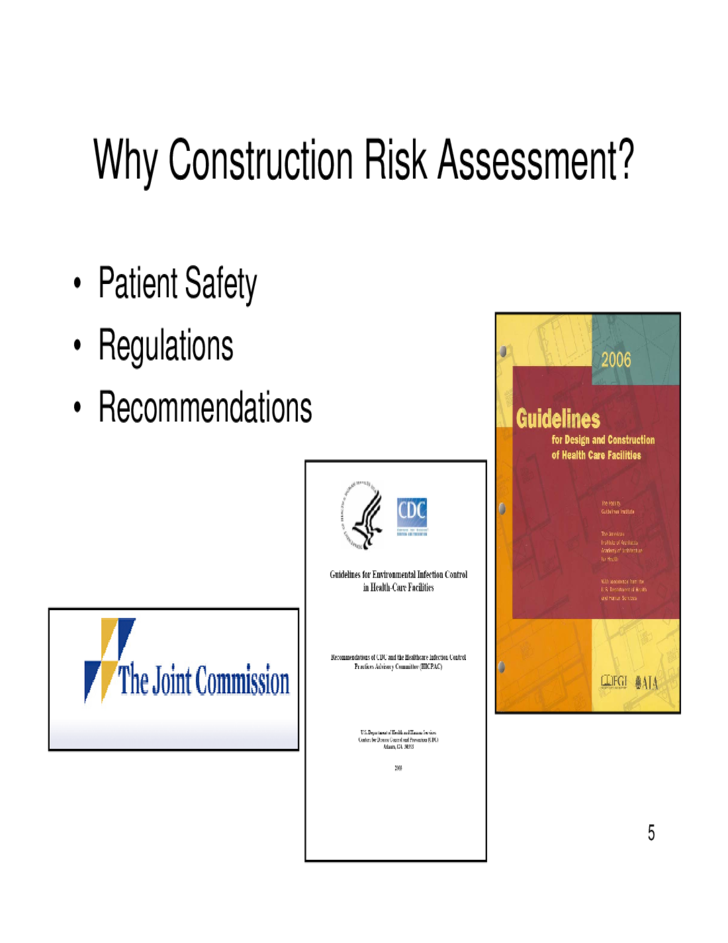 Sample Construction Risk Assessment