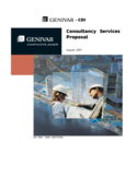 Consultancy Services Proposal Free Download