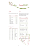 Elegant Cooking Conversion Chart Free Download