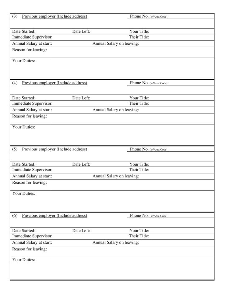 4 Correctional Services Application Form   McLennan