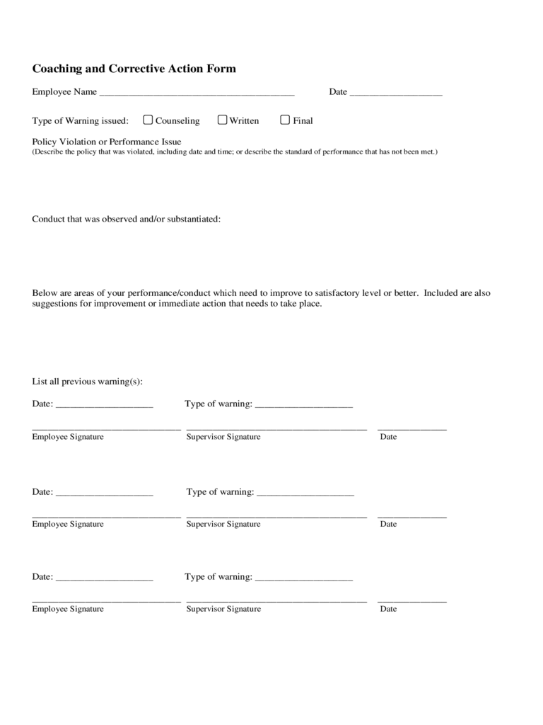 corrective-action-plan-form-minnesota-d1 Template Cover Letter Fax Resume Gold on google docs, free word, free printable, entry level,