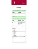COSHH Assessment Form Free Download