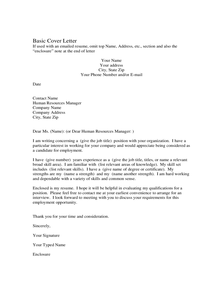 Cover letter template 42 free templates in pdf word for I was referred to you by cover letter
