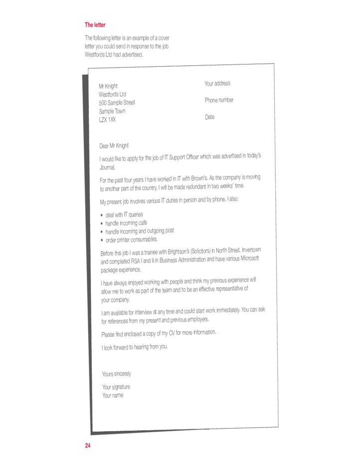 trainee solicitor cover letter - cv cover letter free download
