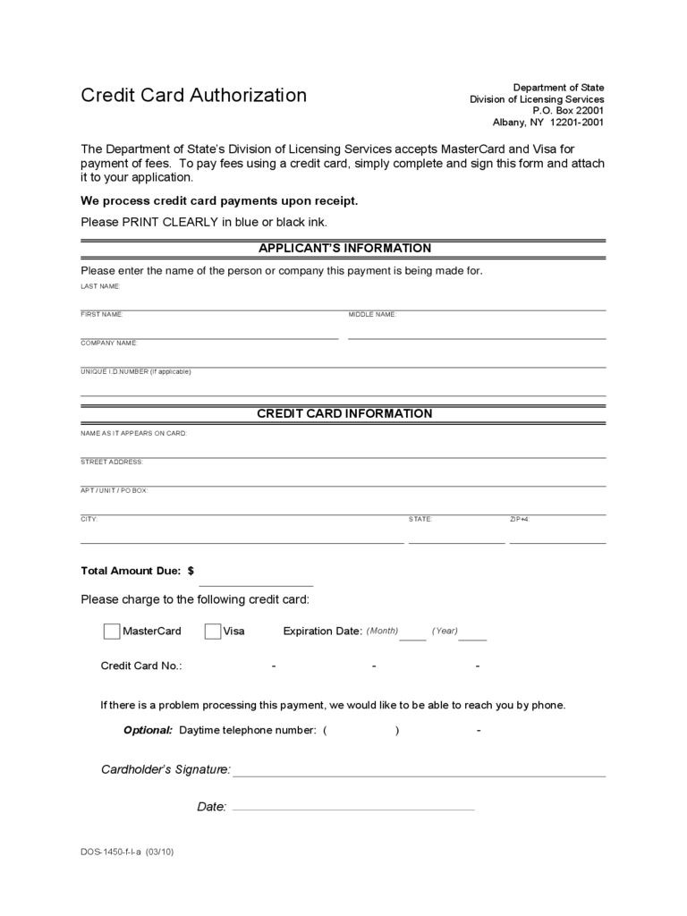 credit card authorisation form template australia - credit card authorization form 6 free templates in pdf