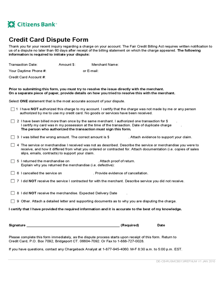 transaction dispute checklist Useful checklist for monthly procurement card reconcilliation process fraud/dispute the dates on your approval of procurement card transaction form should.