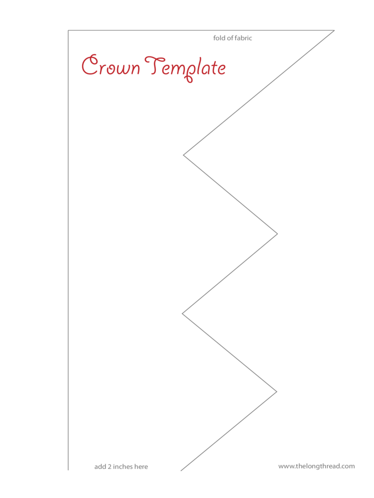 Sample Crown Template