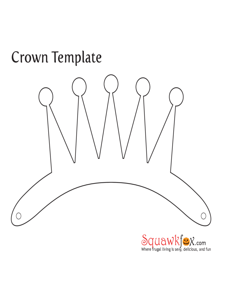 Sample of Crown Template