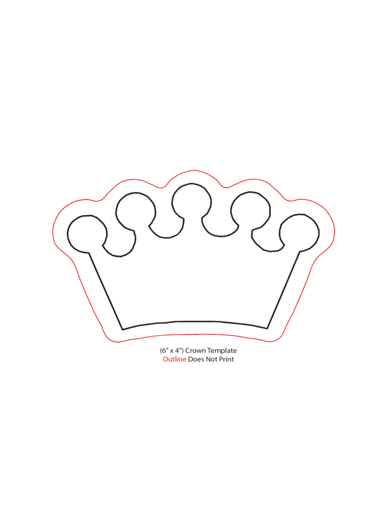 Crown Template - 5 Free Templates in PDF, Word, Excel Download