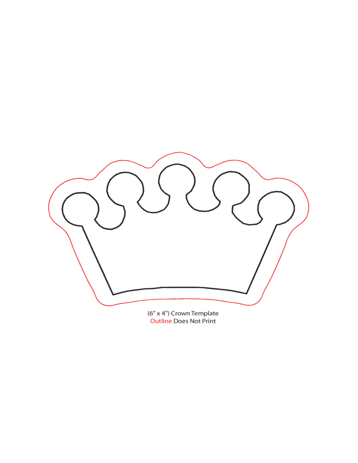 Template of Crown