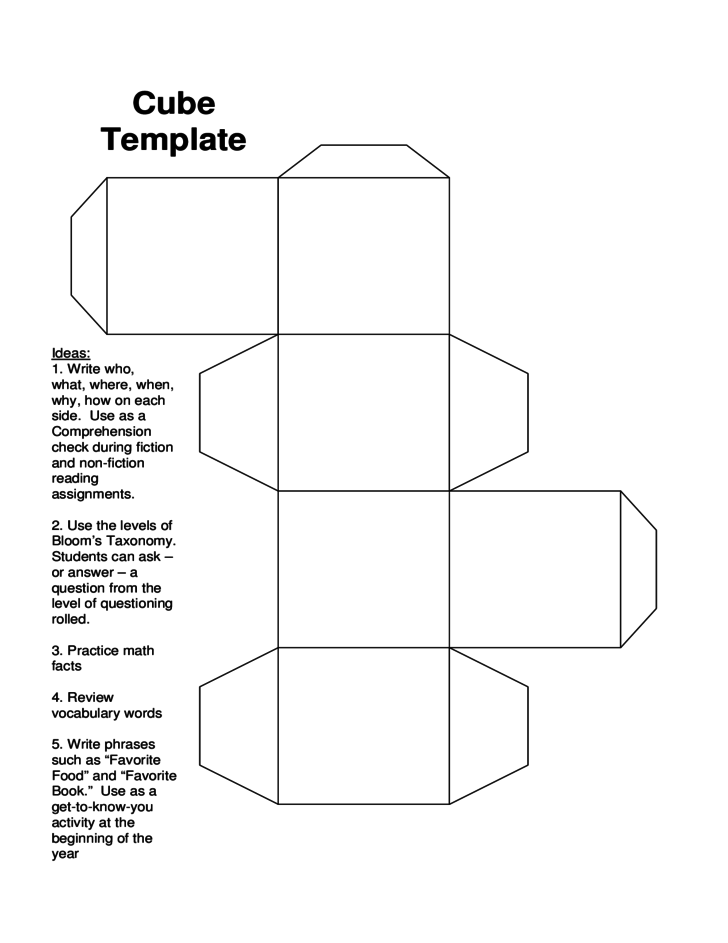Search results for cube net template printable for Coat check tickets template