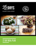 22 Day Meal Plan Free Download