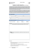 Declaration of a Conflict of Interest Form -South Australia Free Download