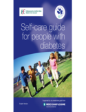 Diabetes Brochure Sample Free Download