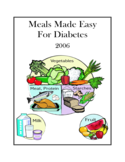 Meals Made Easy For Diabetes Free Download