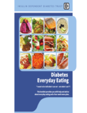 Diabetes Everyday Eating Free Download