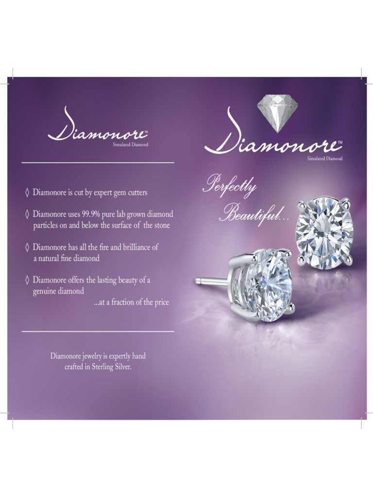 Diamond Clarity and Color Chart Tempate