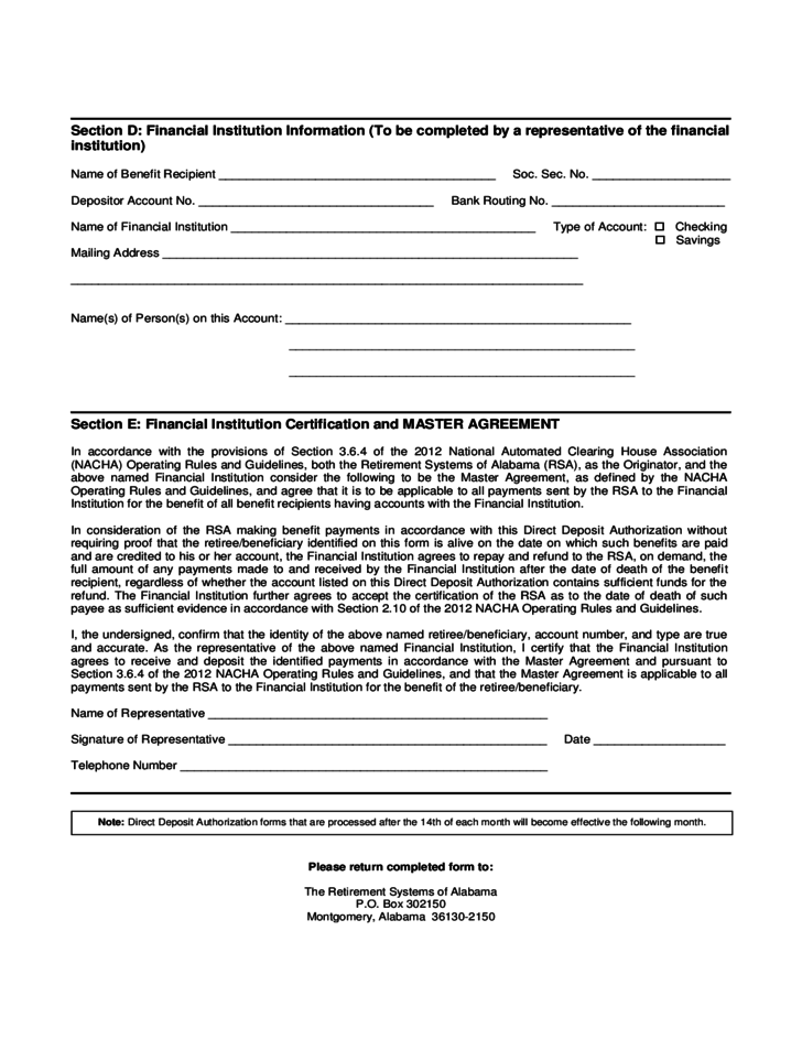 how to download direct diposite form of cibc