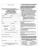 Direct Deposit Authorization Form for One Bank Account - University of Florida