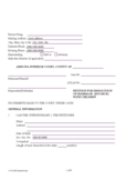 Petition for Dissolution of Marriage (with Children) - Arizona Free Download