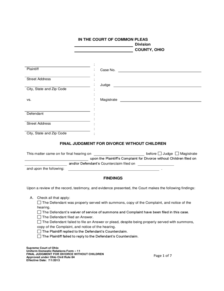 filing divorce application checkbox 5 14