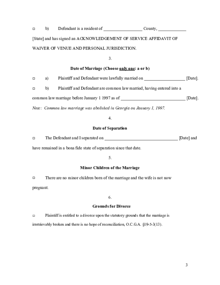 """divorce complaint This is called """"service of process the server mails the summons and complaint to the other side with a 2 copies of the if you need to serve a divorce."""