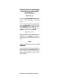 Marital Settlement Agreement for Simplified Dissolution of Marriage - Missouri
