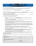 Contract for Disc Jockey Services Free Download