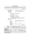 Sample Documentary Budget Form Free Download