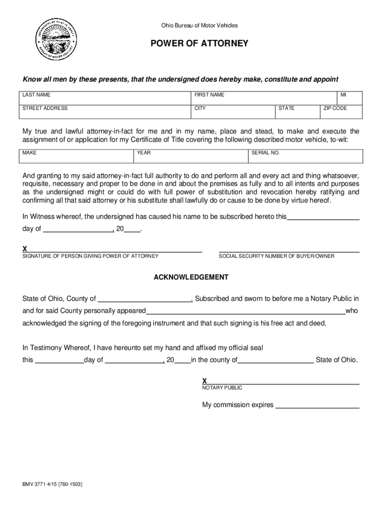bmv-3771-power-of-attorney-form-ohio-bureau-of-motor-vehicles-d1 Lease Application Form Pdf on lease renewal form pdf, power of attorney form pdf, lease termination form pdf, lease agreement form pdf, llc operating agreement form pdf, bill of sale form pdf,