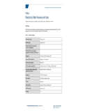 Electronic Mail Access and Use Policy Template Free Download
