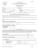 Employee Contract Form - State University of New York at Oswego Free Download