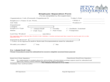 Employee Separation Form - New Jersey