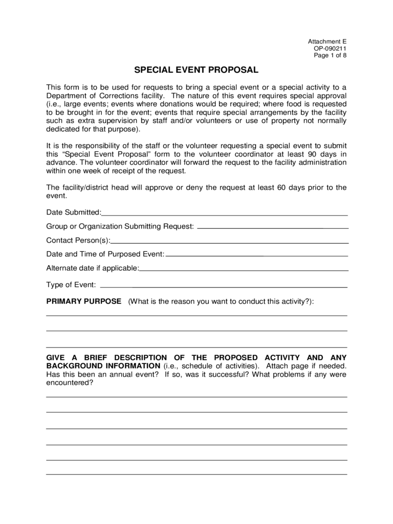 special-event-proposal-oklahoma-d1 Sample Baptism Letter Template on employment termination, university petition, donation request, employee termination, character reference, business proposal, campaign fundraising, for kids, company introduction, insurance cancellation, professional cover,