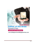 Father of the Bride Speeches Free Download