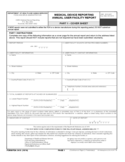 Form FDA 3419 - Medical Device Reporting Annual User Facility Report