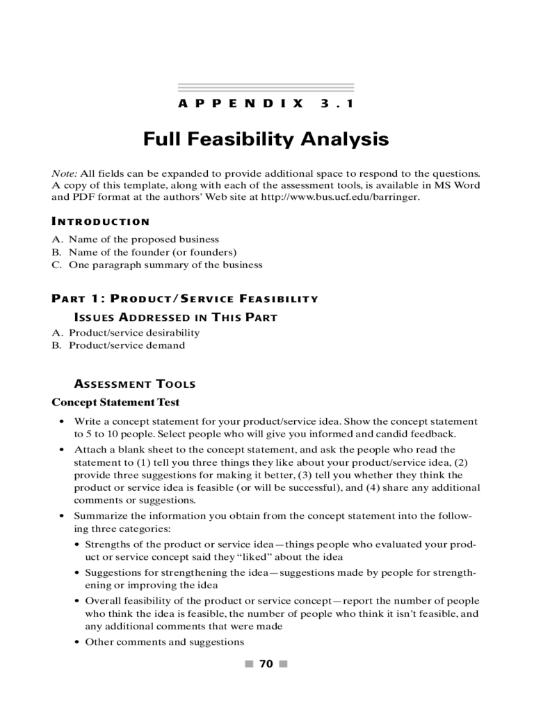 What is a Feasibility Study? | Ag Decision Maker