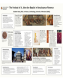 The Posters of St.John the Bapist in Renaissance Florence - University of Maryland Free Download