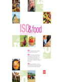 Food Brochure Templates - ISO & Food Free Download