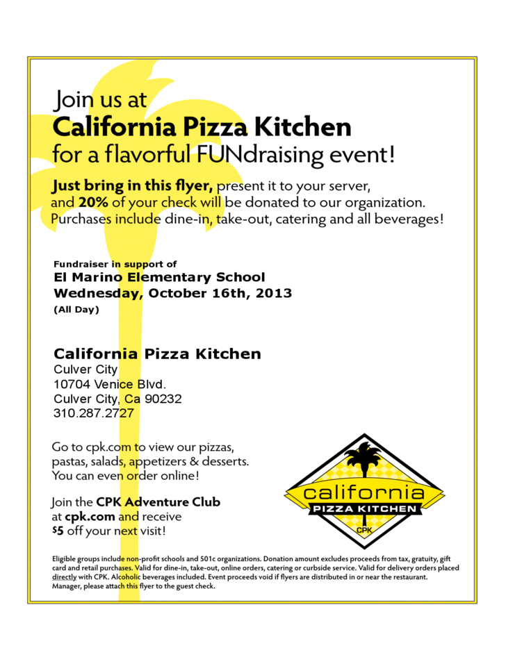 Www California Pizza Kitchen Coupons