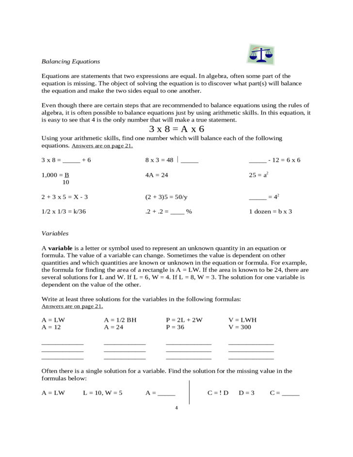 Ged math practice test printable pdf