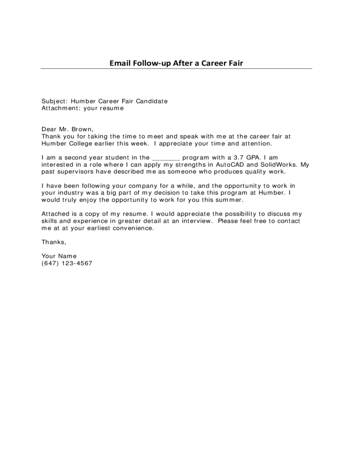 general cover letters resumes